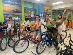 South beach rental bikes north Miami Beach rental Segway tours rental bike tours