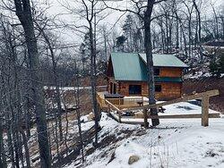 Wonderful cabins!