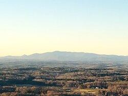 Mt Oglethorpe