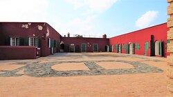 Fort Christian, St. Thomas USVI - Interior Courtyard