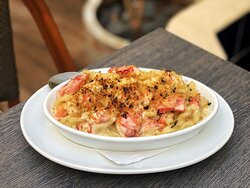 Lobster Mac & Cheese!