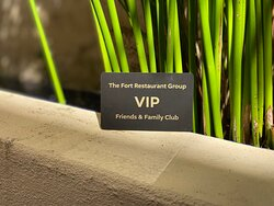 Ask about our VIP Card!