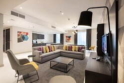 Studio MArabian Plaza Three Bedroom Apartment