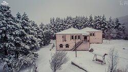 When there are only a few days left for the spring, but the winter fairytale doesn't want to leave Tezh Ler Resort.  #Resort #թեժլեռ #Lori #resortlife #intothewoods #resorthotel #resort21 #լոռումարզ #լոռի #լոռվաբնություն  #wintermood
