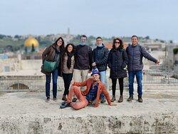 Taste Jerusalem - Shuki Haidu