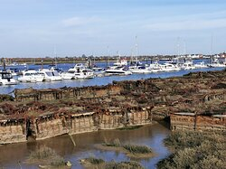 Visit and walk to the harbour & back from the car park on Saturday 20th February 2021