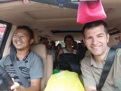Transfers Siem Reap to Sihanoukville