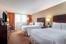 Standard Double Bed GuestRoom