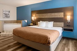 Suite with king bed(s)