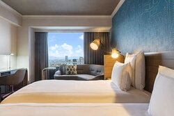 Swiss Executive Room Twin Bedroom
