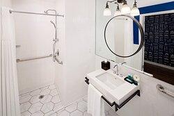Enjoy luxurious bath amenities.