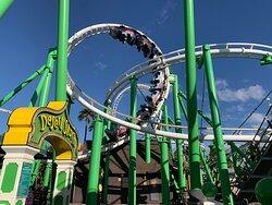 Super cool roller coaster
