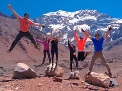 Trekking Plaza Francia  Three days throw the biggest mountain of America, and incredible experience to the main camp of the south face of Aconcagua.  Contact us for more info!