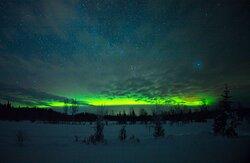 Great Aurora experience