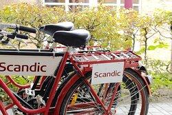 scandic silkeborg bicycles extra
