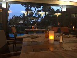 Restaurant Le Garden View