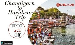 Book Chandigarh to Haridwar taxi service for One Way-Are you finding Chandigarh to Haridwar taxi service? Chiku cab provides one of the best Chandigarh to Haridwar car rental services at a cheap fare. Book a cab service at your door-step now from Chiku cab. For booking a cab call us 8448445504. Visit:- https://chikucab.com/taxi/chandigarh-to-haridwar-taxi-service/