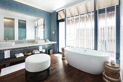 COMO Water Villa Bathroom