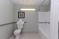 Wheelchair Accessible Bathrooms available