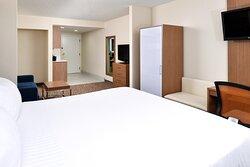Spacious King Suite Bedroom