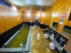 Natural Hot-spring bath