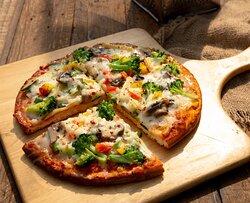 Quantum - Modern Indian Bistro Special Pizza