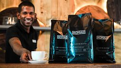 Life is too short for bad coffee! Try our signature blend NOMAD coffee!
