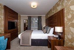 Superior double bedroom