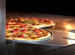 Our hand-crafted pizzas are freshly made to order and use only the finest ingredients.