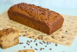 Our choco banana bread is one of our best sellers and moist products. It's a must try.
