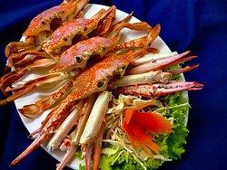 (Steamed/Grilled) Blue-Swimmer-Crab