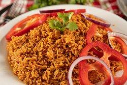 Jollof Rice aka the party rice