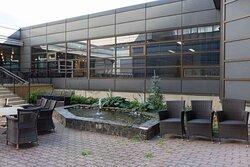 scandic aviacongress terrace
