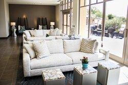 Hashani Spa - Lower Lounge