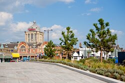 The Kursaal in Southend