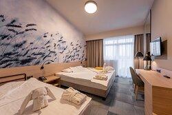 Superior szoba (3 ágyas)