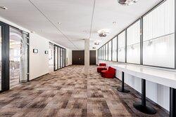 Business foyer