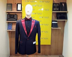 Warm greetings from Bangkok, Thailand. We manufacture bespoke/made to measure suit and shirt. Our designers are very experienced and understand the market trend and customer's expectations.     Stylo's Collection Co., Ltd.  WhatsApp: +66 (0) 89 783 6661 & +66 (0) 86 537 3888   Gmail: styloitbkk@gmail.com   #fashion #design #luxury #kennymaster #bespoketailoring #stylocollection #bangkokbesttailor #designers #branding #apparel #brand #custom #retail #shopping #onlineshopping