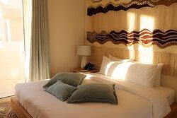 One-Bedroom duplex residence.