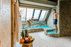 Dampfbad | Sauna | Erlebnisdusche | Day-Bed