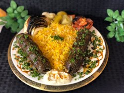 Lamb Kofta Kebab