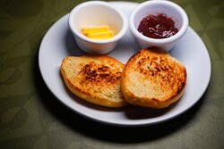 tostadas pan hecho artesanalmente