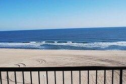 Direct Ocean Front Balcony new
