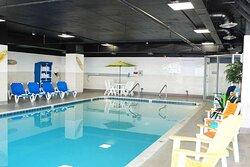 indoor pool new