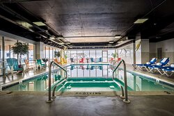 Indoor Pool  HDR