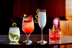 Selection from our signature cocktails