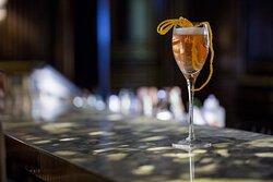 Le Meurice Bar 228 Cocktail