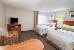 Our two double bed studios are great for families.