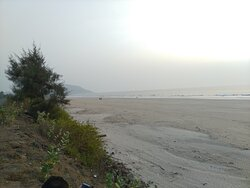 The Diveagar Beach nestled on the Konkan coast of Maharashtra is a paradise waiting to be explored. With beautiful white sand, shiny blue water, towering coconut palms, and numerous betel nut trees, the Diveagar beach is an enchanting place located in the Raigad district in the state of Maharashtra.