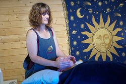 Reiki / Energy healing can be provided on it's own(1 hour) or combined with massage (1.5, 2, 2.5 or 3 hours).